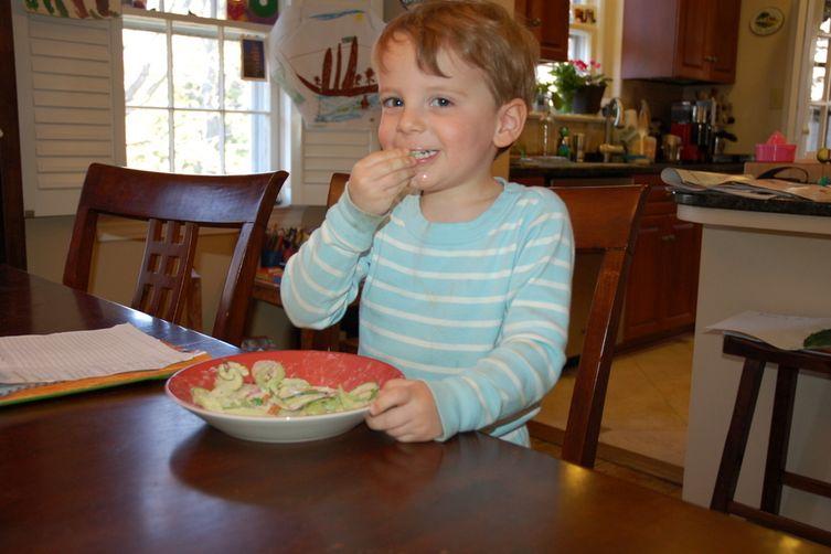 Spring Has Sprung Celery and Preserved Lemon Salad