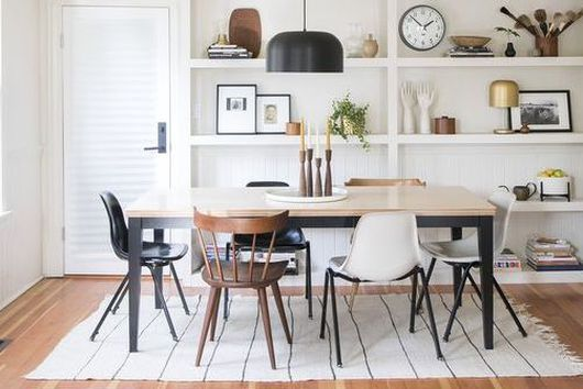 The Dining Chair Trend We Just Can't Get Enough Of