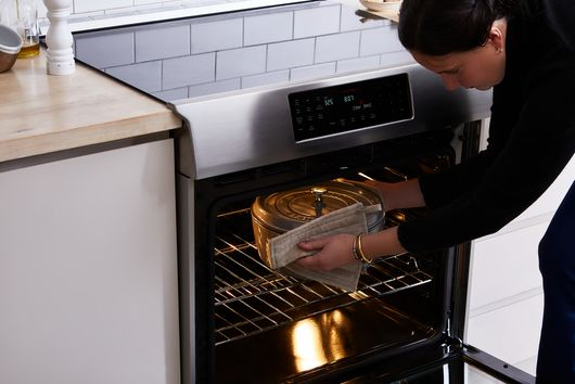 Everything You Ever Wanted to Know About Cleaning the Oven