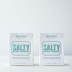 Salty Black Licorice (2 Bags)