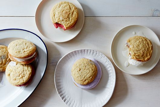 Patriotic Ice Cream Sandwiches That Are Better than Fireworks