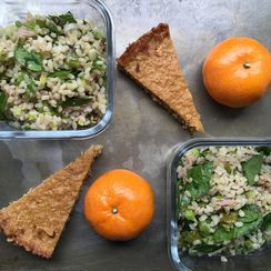 Fancy Refrigerator Salad