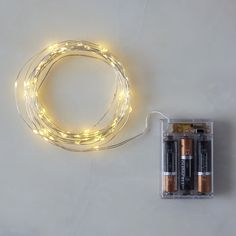 Dew Drop Wired LED Lights (Set of 2)