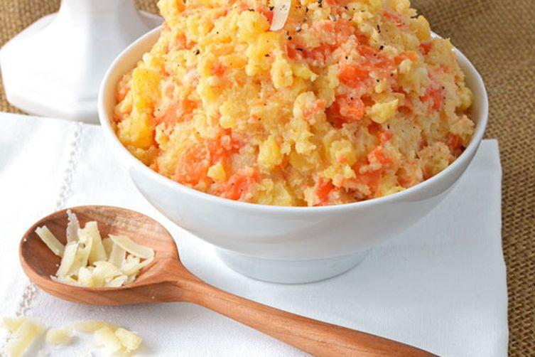 Rutabaga Carrot Mash