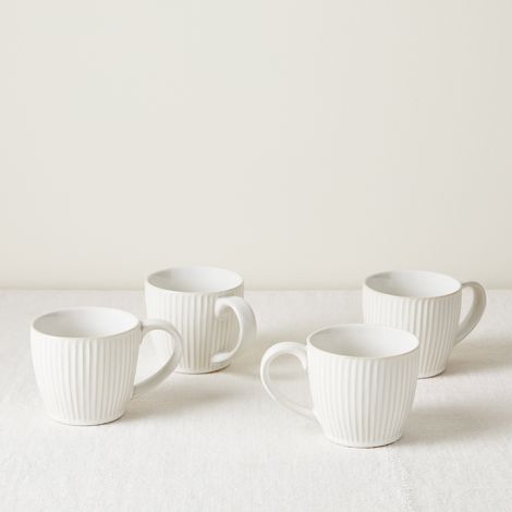 Five Two Stoneware Mug (Set of 4)