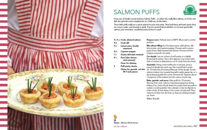 Salmon Puffs.