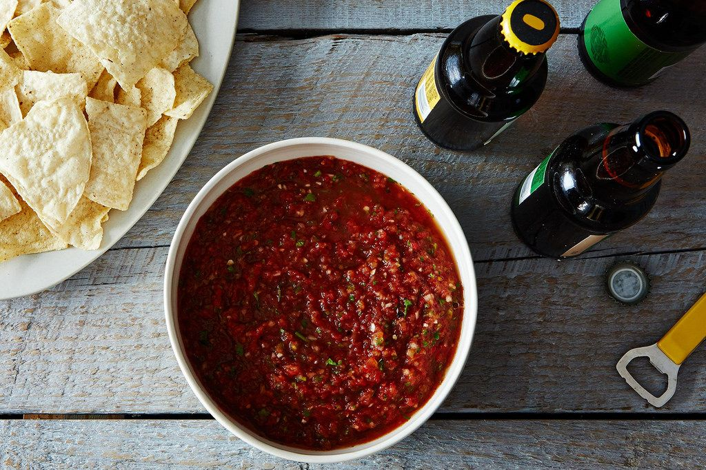 Salsa on Food52