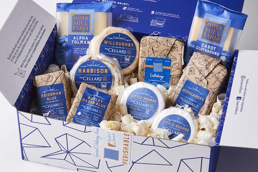 Jasper Hill Farm Cheese Tasting Box
