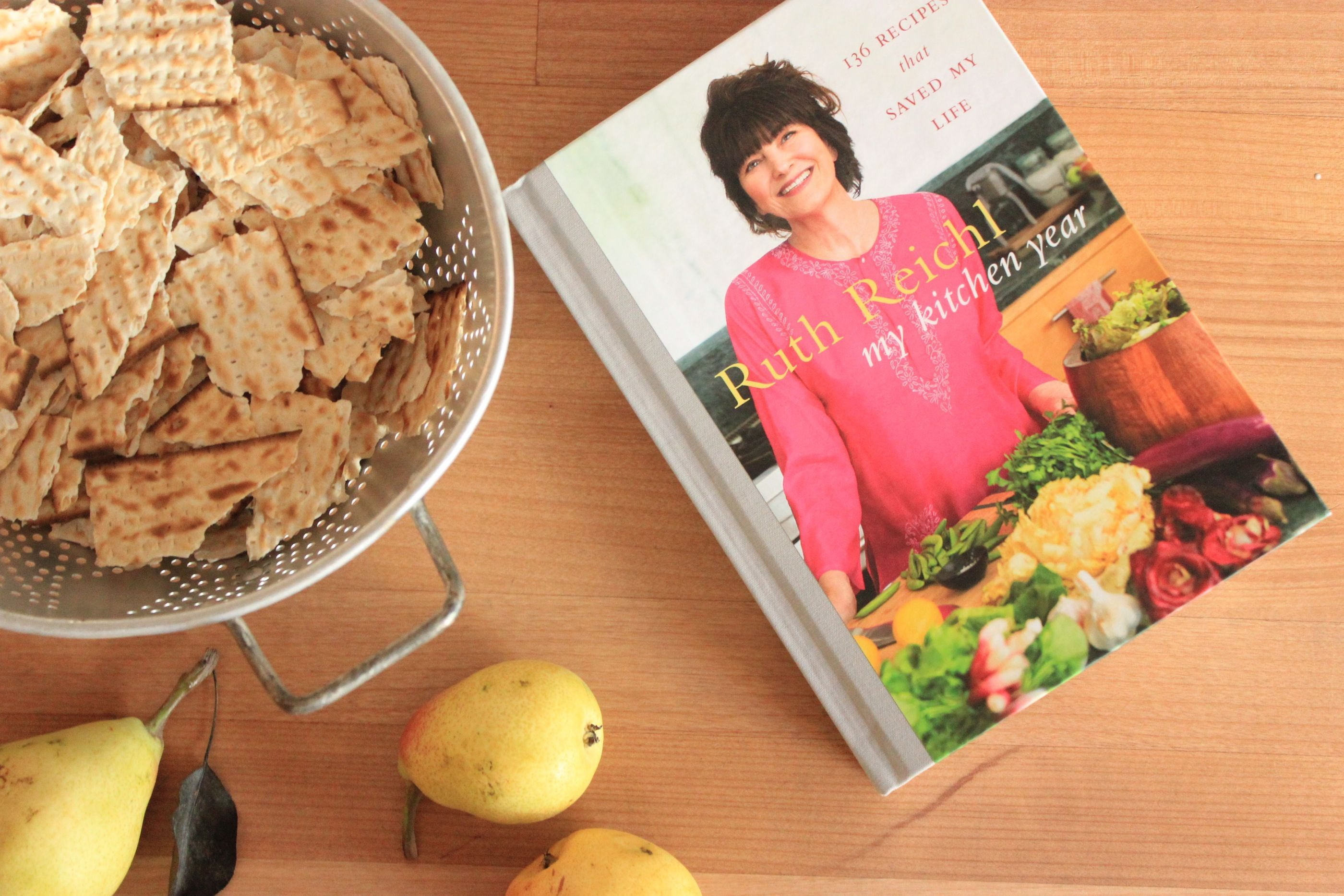 "The Breakfast for Dinner Menu Ruth Reichl Found ""Delightfully ..."