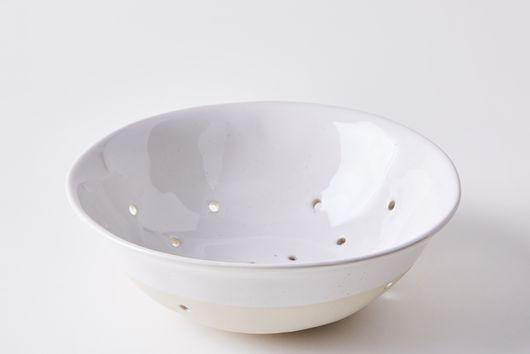 Simple Ceramic Colander