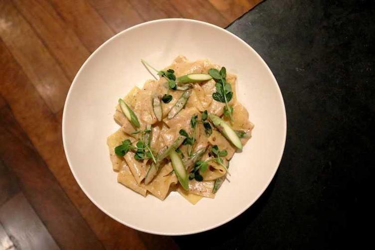 Pappardelle Ghost Chili Korma