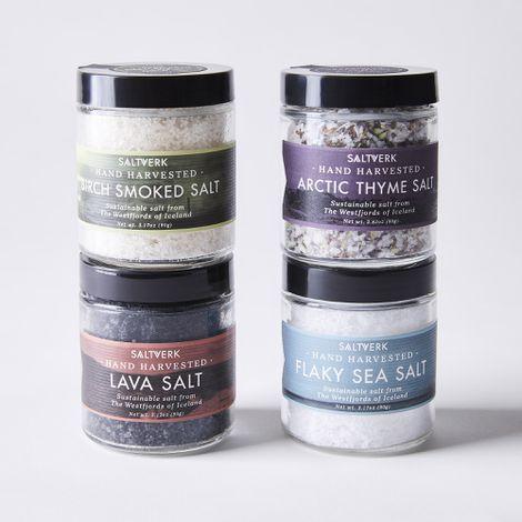 Saltverk Hand-Harvested Icelandic Sea Salt