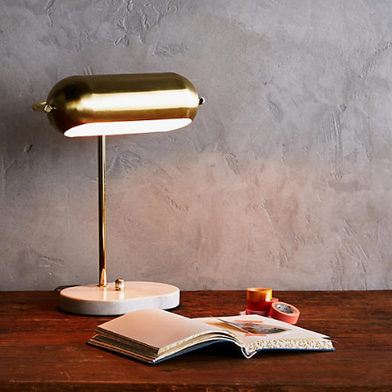 Anthropologie Ina Task Lamp
