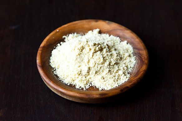 Fine cornmeal