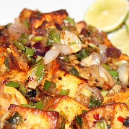 Tamgy Spicy Paneer (Cottage Cheese)