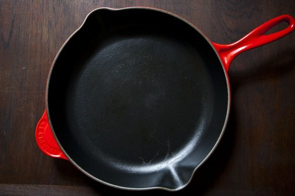 le creuset cast iron