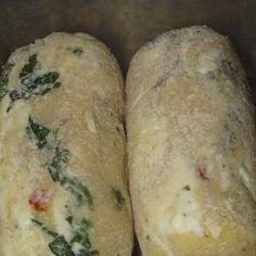 Feta cheese shortbreads