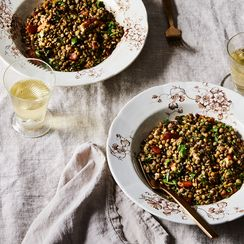 Romantic French Lentil Salad
