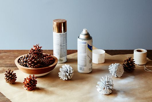 6 Things You Can Spray Paint (Even in a Post-Turkey Haze)