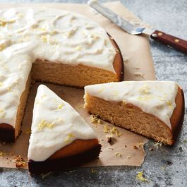 Anna Jones' Amazing Lemon Cannellini Cake