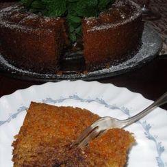 Best Ever GF Carrot Cake