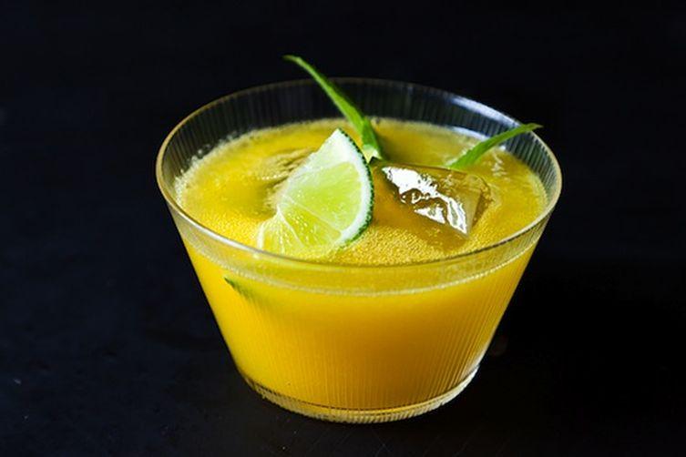 Mango-Mint Limeade Recipe on Food52