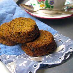 Pumpkin Earl Grey Tea Cakes