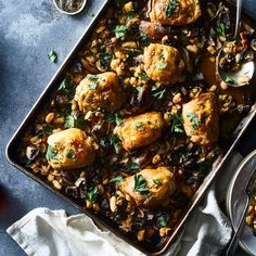 Coq Au Vin Meets Sheet Pan in This Easy, Warm Weather Take