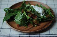Dandelion Greens Salad