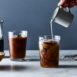 Best cold coffee by Paulette Rufenacht