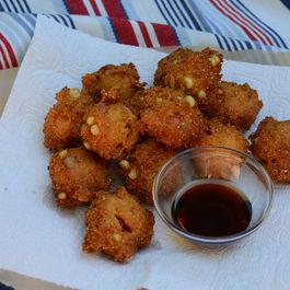 Corn-barb Hush Puppies