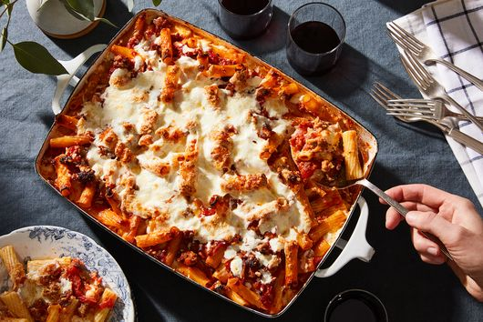Our Best Baked Ziti