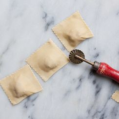 Chestnut and Ricotta Ravioli
