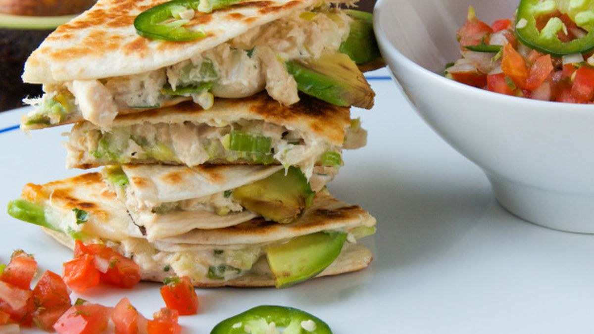 tuna melt quesadillas Recipe on Food52