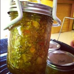 Courgette Relish