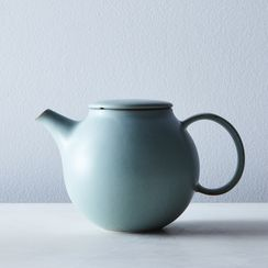 Pebble Porcelain Teapot