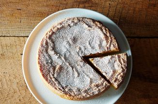 Pear And Almond Cake Recipe On Food52