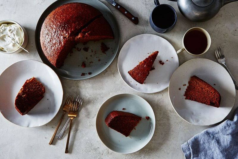 Laurie Colwin's Damp Gingerbread