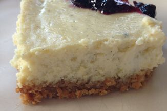 8470e2e5 58eb 435f 8af5 4b28220a3c70  grits cheesecake with granola crust