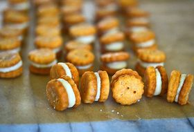 How to Make Ritz Bits Crackers at Home