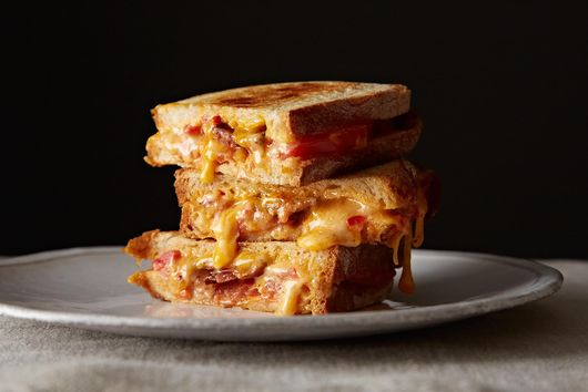 Parker & Otis' Pimento Cheese (+ Grilled Sandwiches with Bacon & Tomato)