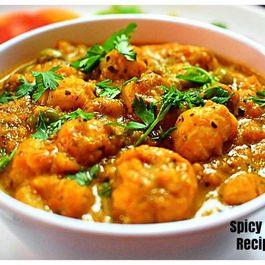 Khoya matar makhana|puffed lotus seeds curry
