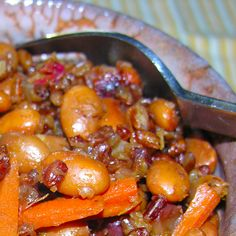 Cranberry Blood Red Orange, Red Lentils, and Red Bhutanese Rice