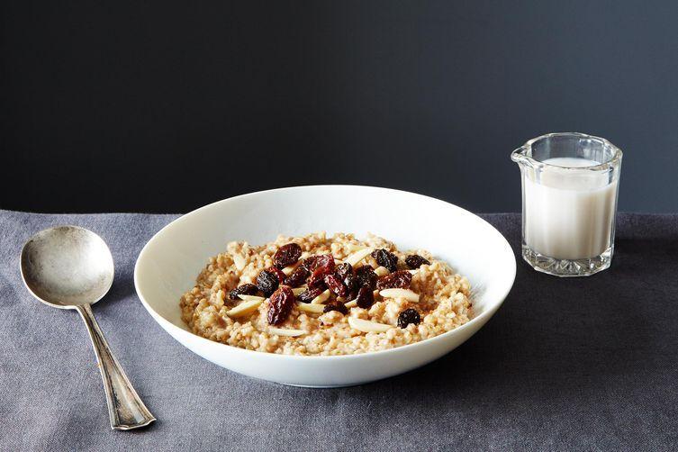Oatmeal on Food52
