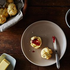 King Arthur Flour's 2-Ingredient Never-Fail Biscuits