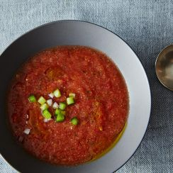 How to Make Gazpacho Without a Recipe