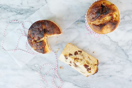 Date, Fig, and Walnut Panettone