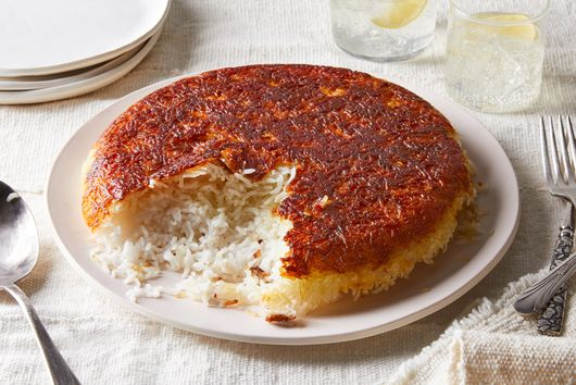 Samin Nosrat's Hauntingly Crispy Persian-ish Rice
