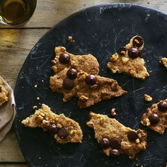 Shauna Sever's Chocolate Chip Cookie Brittle