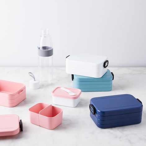 Modern Kids' Bento Box & Water Bottle
